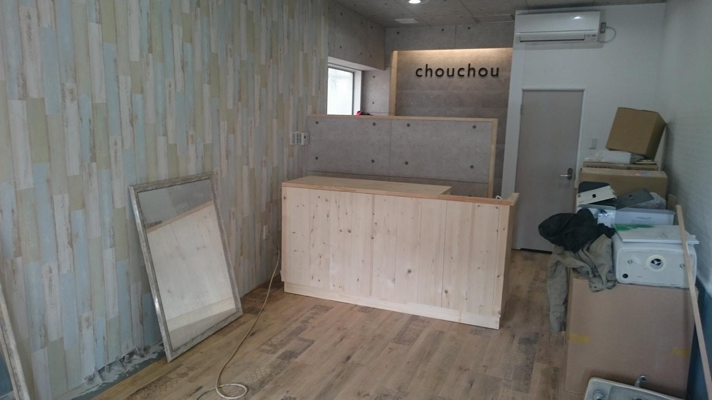 美容室、店舗内装・設計・施工
